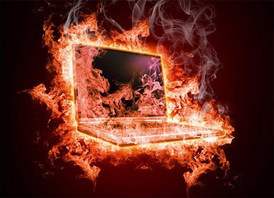 Как узнать перегревается ли компьютер или ноутбук?